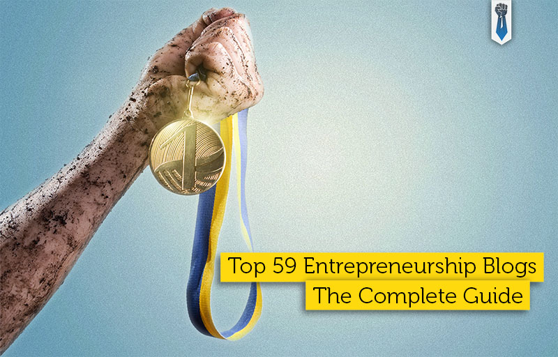 Top Entrepreneurship Blogs - Project Be Best