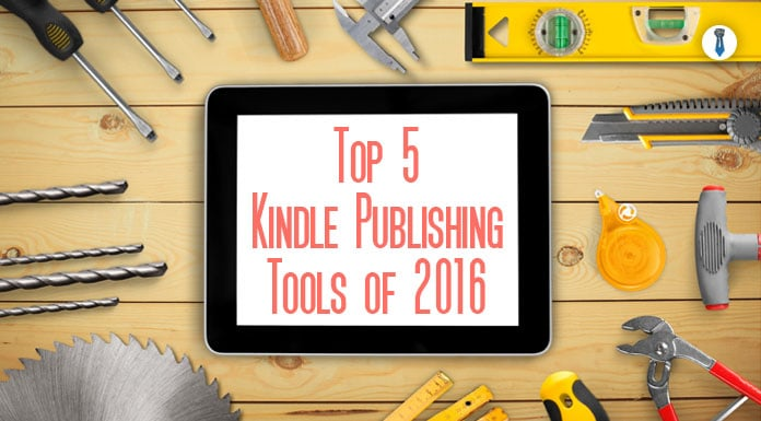 top amazon kindle publishing tools