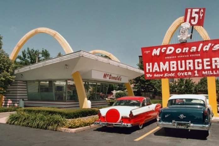 McDonald's First Store